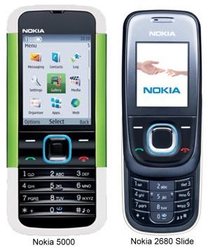 Új Nokia modellek