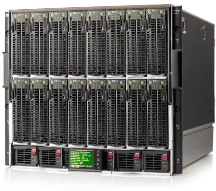 HP ProLiant BL2x220c G5