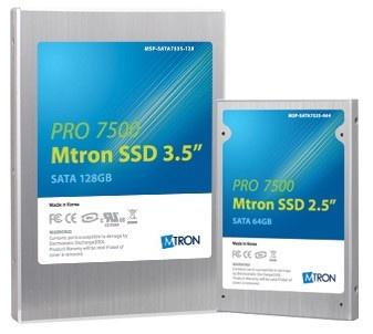 Mtron PRO 7500 SSD