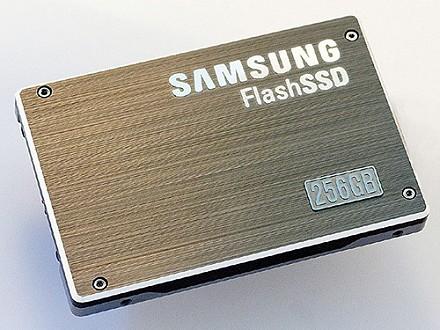 Samsung 256 GB MLC SSD