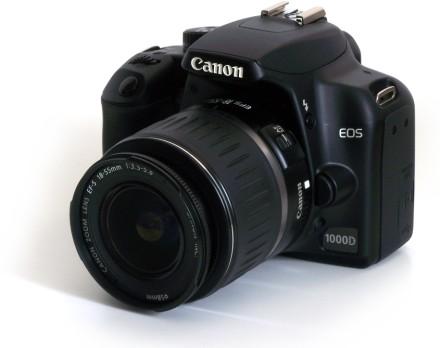 0be245e078 Kipróbáltuk a Canon legújabb, egyben legolcsóbb tükörreflexes ...