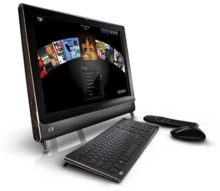 HP TouchSmart 2