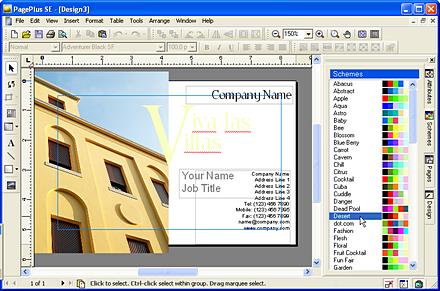 Serif PagePlus SE