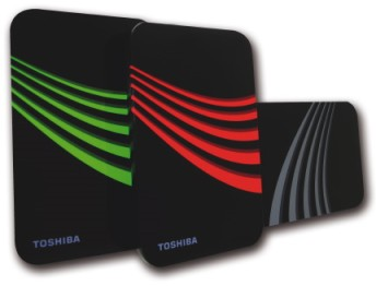 Toshiba külső merevlemez-sorozata