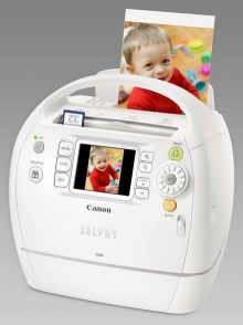 Canon Selphy ES30