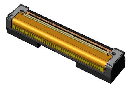 Memjet nyomtatófej
