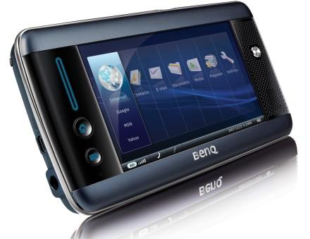 BenQ S6 Internetes céleszköz