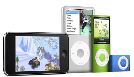 iPod-család