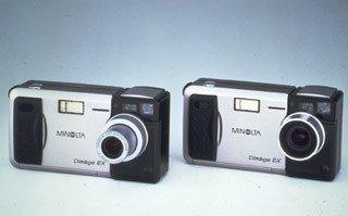 Minolta Dimage 1500 EX