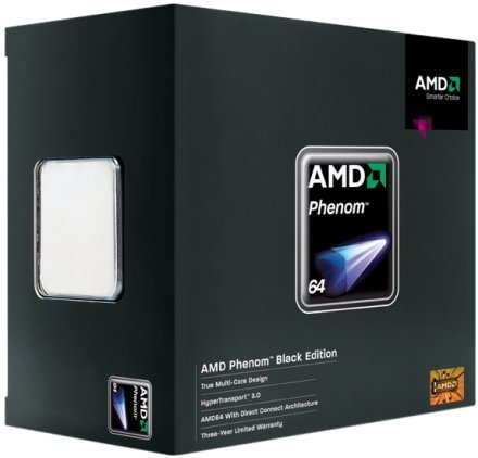AMD Phenom Black Edition