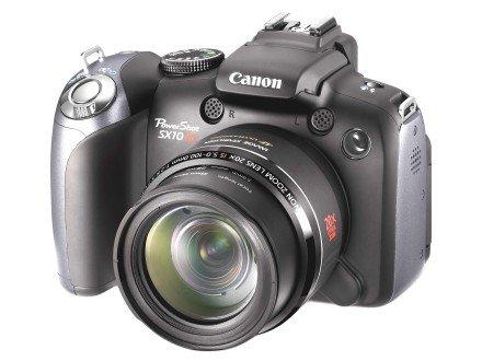 Canon PowerShot SX10 IS