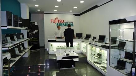 Fujitsu Siemens Computers márkabolt
