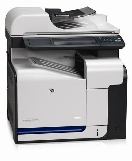 HP CLJ CM3530
