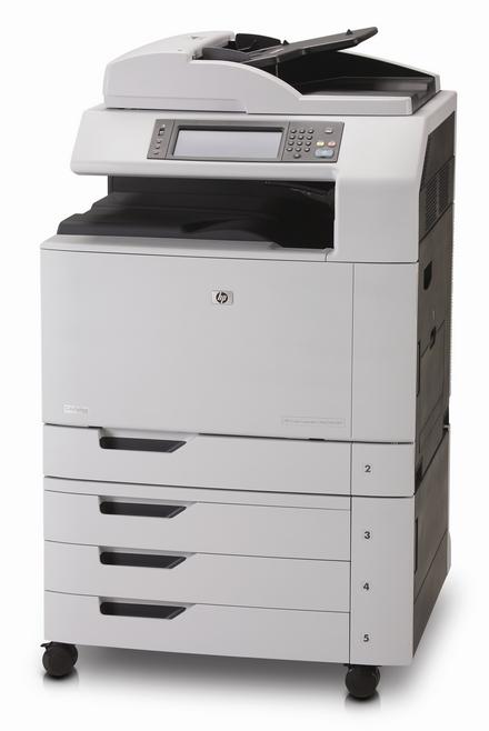 HP Color LaserJet CM6040