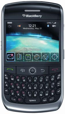 BlackBerry Javelin