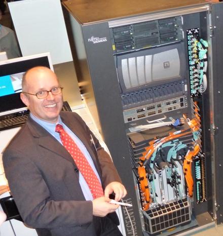 Fujitsu Siemens szerverek
