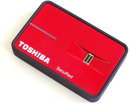 Toshiba SecuRed