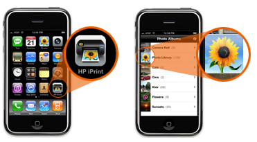 HP iPrint Photo