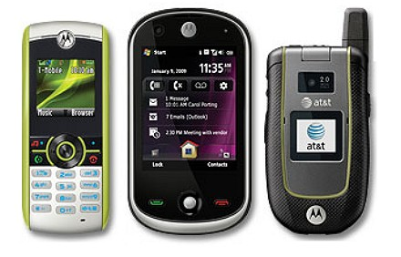 Motorola Renew W233, SURF A3100, Tundra VA76r