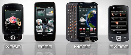 Acer Tempo sorozat