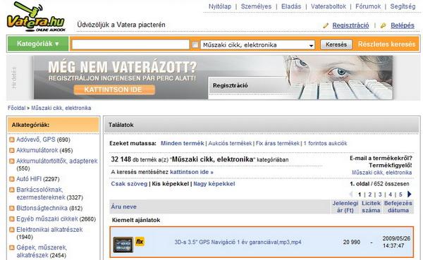 73c96ef423 Több, de olcsóbb termék cserél gazdát a hazai aukciós oldalakon - HWSW
