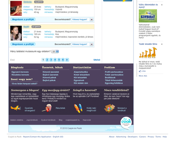 piaci társkereső weboldal társkereső oldalak Franciaország