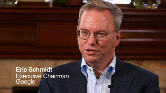 Eric Schmidt (Google) - Ki lesz a nyerő cég 10 év múlva?