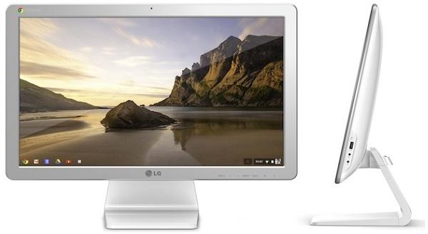 Asztali PC 16 GB SSD-vel - itt az első Chromos asztali LG PC