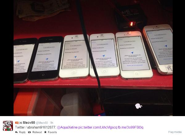 Feltörték az iOS