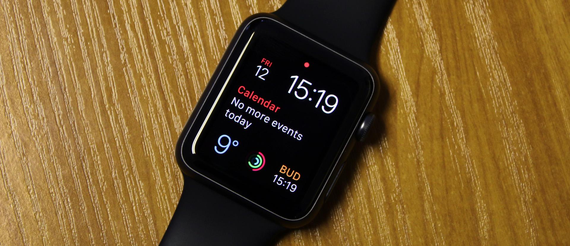Kipróbáltuk  Apple Watch – versenyfutás az idővel - HWSW 7853de1153