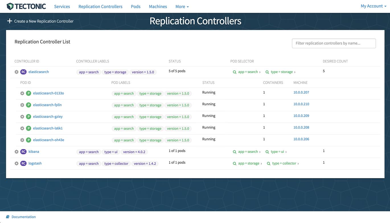 replication-controller-list