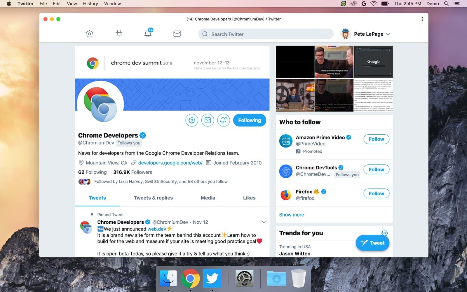 twitter-installed
