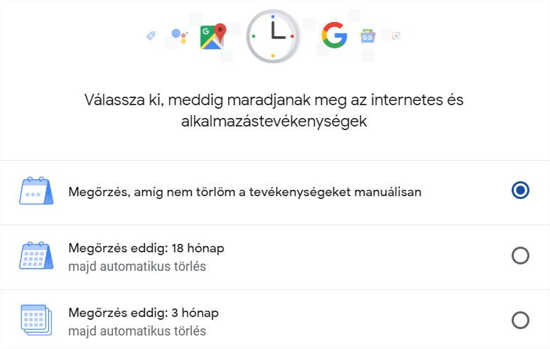 google_helyelozmeny_tevekenyseg_automatikus_torles