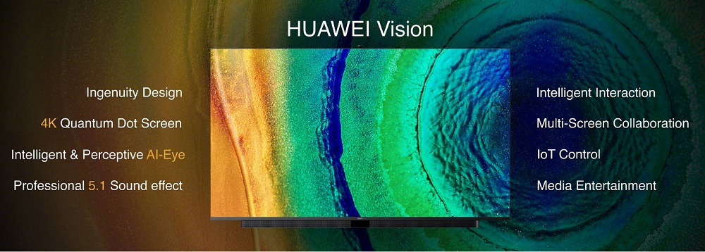 huaweivision
