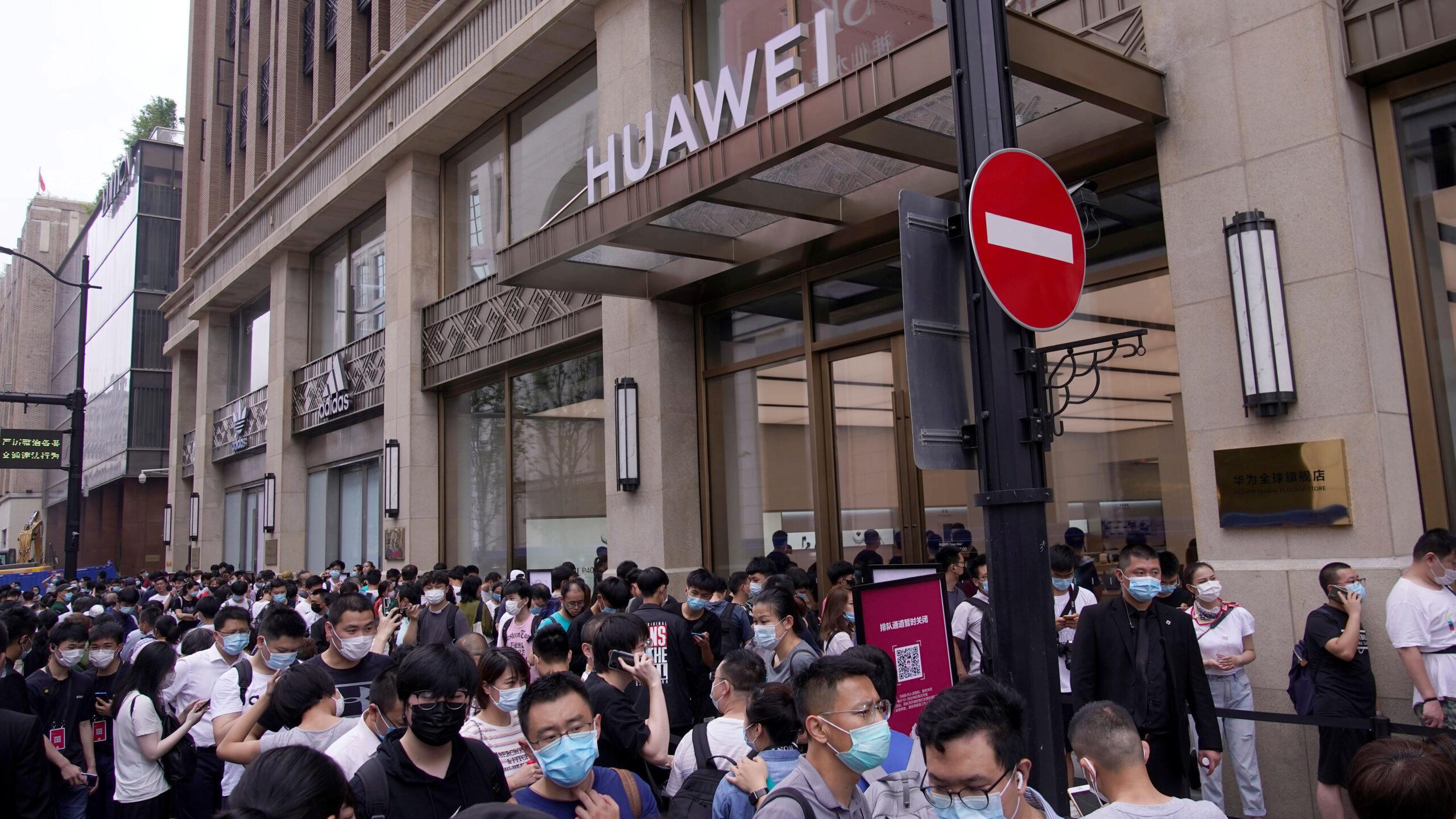 huawei_flagship_store_shanghai