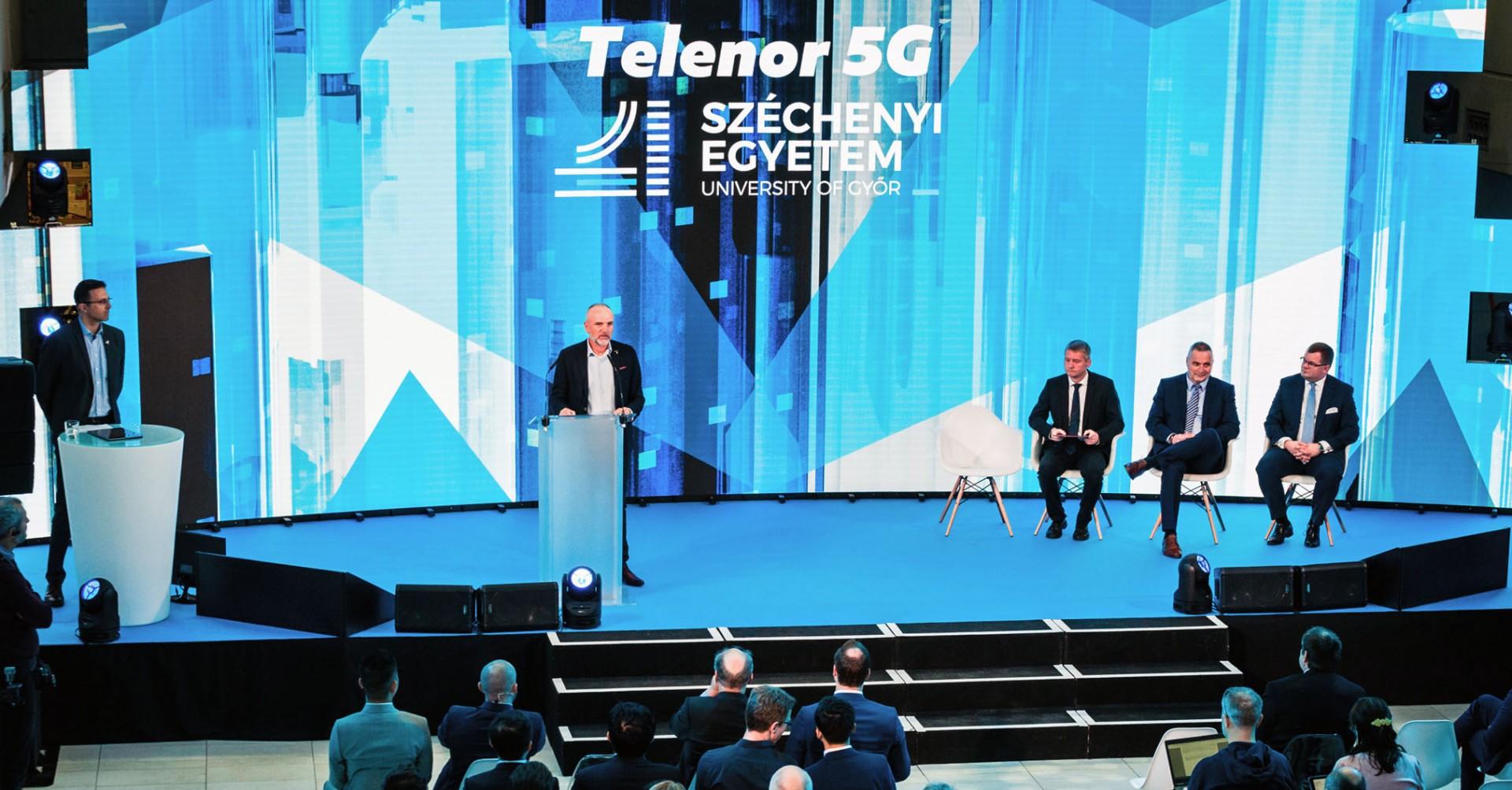 telenor-hungary-5g-test-network-launch-gyor